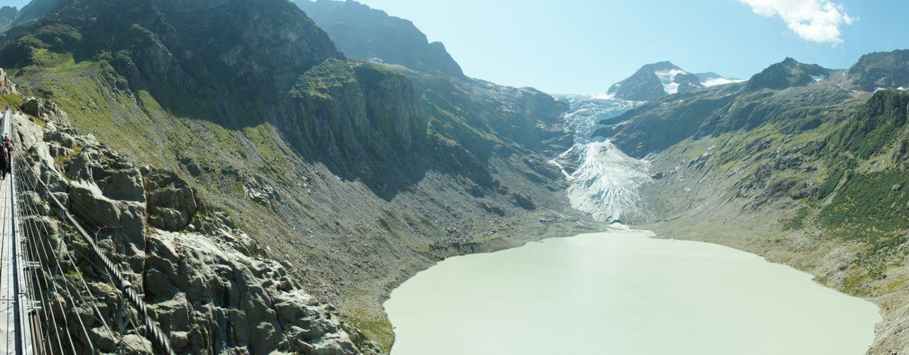 Gletschersee - Triftwasser