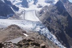 ...bald bei der Trifthütte auf gut 2500m ü.M.