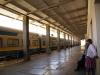 ...mit diesem Zug, bzw. dem Wara Wara gingen wir 3 Tage später nach Uyuni