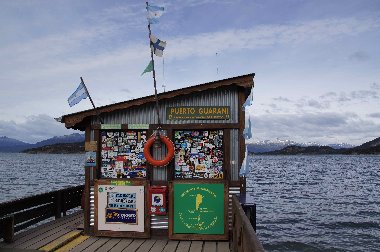 Die südlichste Post der Welt