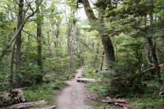 Unterwegs auf dem Costera Trail