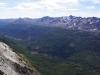 Baumgrenze auf ca. 600 Meter