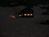 Lämmerenhütte by night