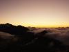 Ausblick auf das wunderschöne Simmental (unter den Wolken)