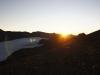Sonnenaufgang aus dem Bietschhorn