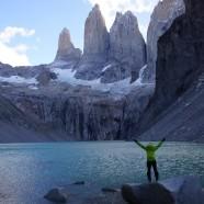 Überirdische Granitzähne der Anden