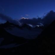über Wildbäche, Schafwege, Gletscher und Oberalpstock