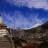 हिमालय में ग्लेशियर Manaslu-Circuit