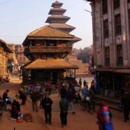 Bhaktapur भक्तपुर – Boudhanath बौद्धनाथ – Kathmandu काठमांडौ