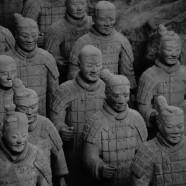 Xi'an 西安市 und die Terracotta Krieger 兵马俑