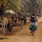 enroute zwischen Siem Reap und Stung Treng - Kambodscha