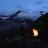Alphorntöne vor dem ersten August-Feuer im Gauligebiet