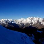 Monte Rosa und Mischabel