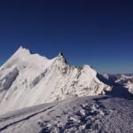 Weisshorn und sein wundervoller Nordgrat