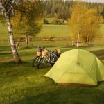 Camping am Badesee - Wernig am Zirbitzkogel
