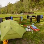 ausspannen in Zell am See (jetzt befinden wir uns im Bundesland Salzburg)