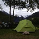 Camping in Prutz - die Schweiz in Sehweite, Vorfreude kommt auf..