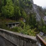 Über Versam führte uns der Weg auf der Südseite des hinteren Rheintals