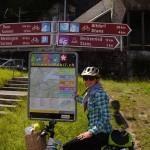 noch 106 km bis nach Thun!