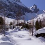 Die Alp Groppi nach der Iffigenalp