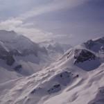 Rückblick auf das Wildhorn