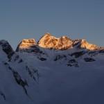 Sunrise @ Jungfrau