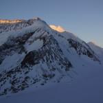 Sunrise @ Dreieck- und Aletschhorn