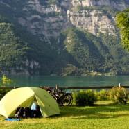 Tour de Suisse en vélo