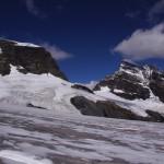 unsere Gipfelziele - Tschingelhorn & Breithorn