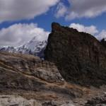 ..vor dem Abstieg durch das Üsser Tal auf die Fafleralp im Lötschental