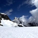 ..unser kleines Matterhorn!