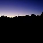 kontrastreiche Berner Alpen