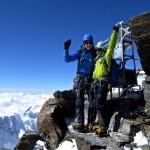 Top of Switzerland - riesige Gipfelfreude auf diesem Traumberg!
