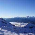 Dom - Weisshorn - Zinalrothorn - Matterhorn - Dent Blanche