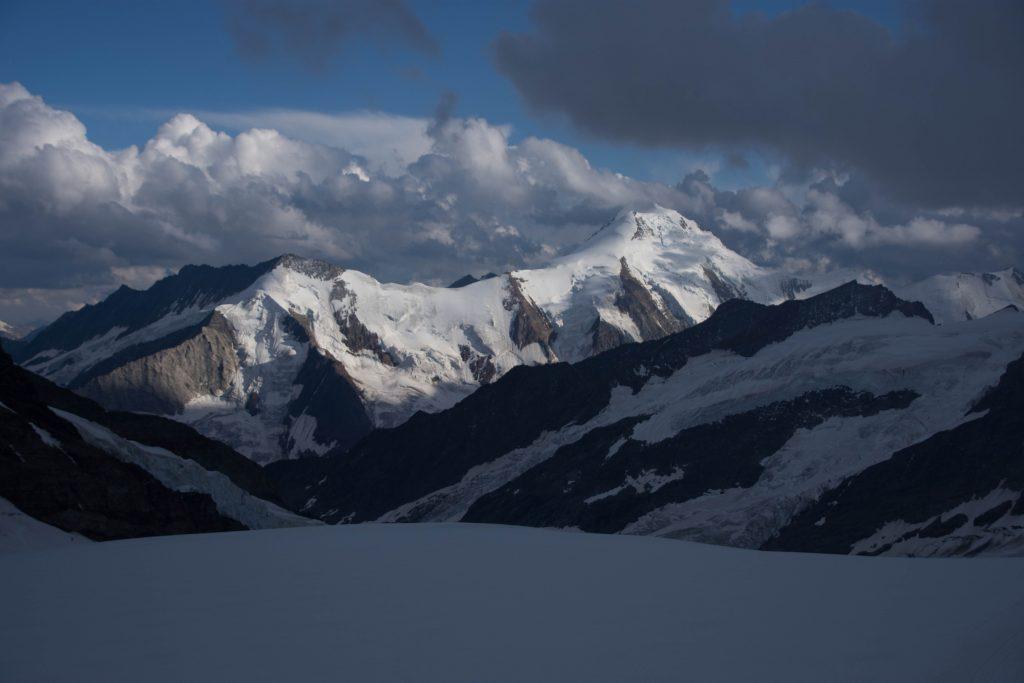 Aletschhorn (rechts) 4193m