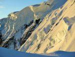 Fotogener Gletscherabbruch am Gross Fiescherhorn (Foto by Christoph)