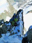 im Abstieg vom Finsteraarhorn (Photo by Christoph)