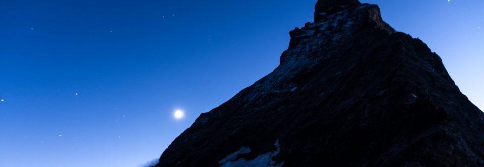wenn mädchen- und bubenträume wahr werden.. Matterhorn 4478m!