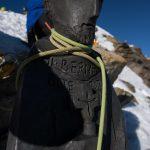 heiliger Bernhard unterhalb des Gipfels - man vertraut ihm in vielerlei Hinsicht.. =)