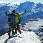 Top of Matterhorn - ein weiterer Fleck Erde betreten.. und voll im Bergfieber!