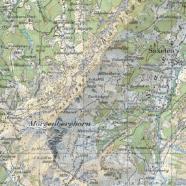 Leissiggrat & Morgenberghorn 2249m ü.M.
